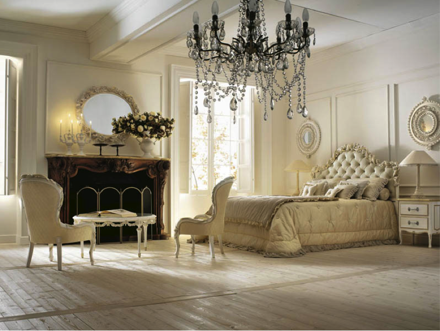 bedroom chandelier Chandelier Ideas: Which Room?