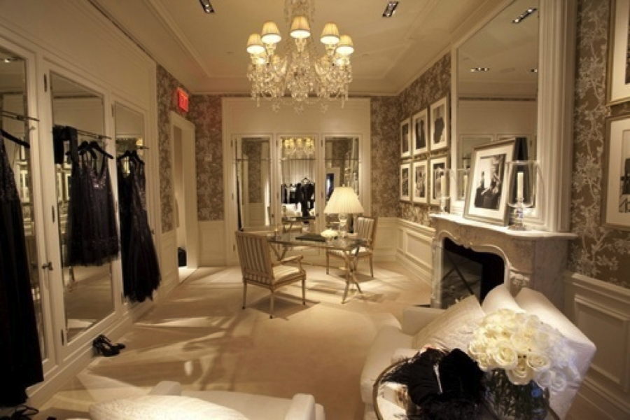 chandelier in closet Chandelier Ideas: Which Room?