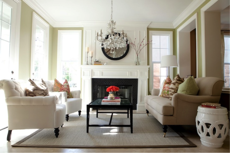 Top 15 Tips To Decorate Your Living Room with Chandeliers | Best ...
