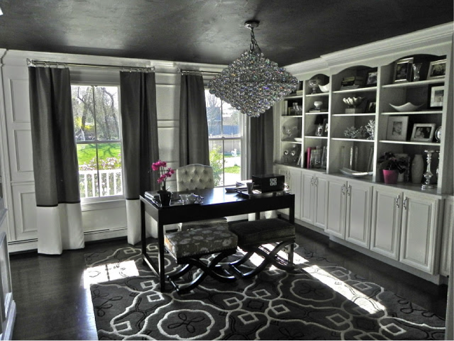 chanderlier office Chandelier Ideas: Which Room?