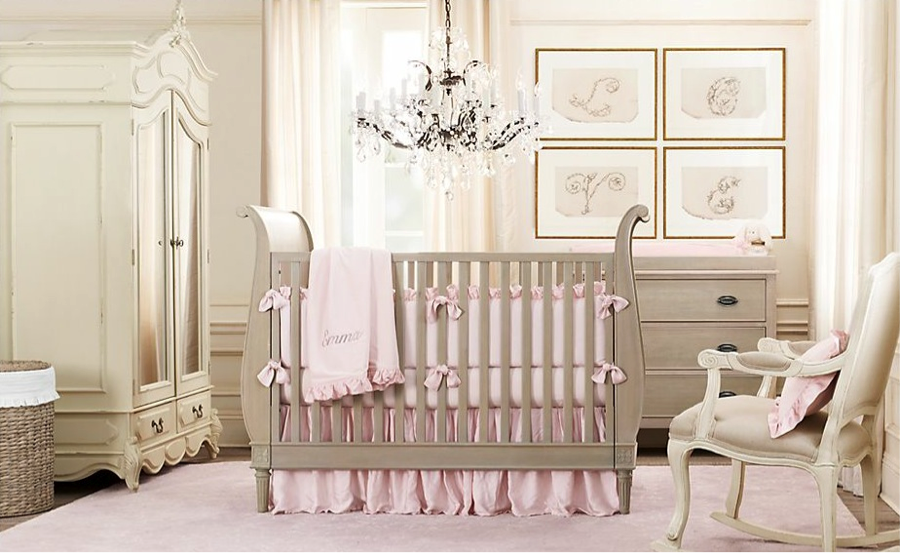 nursery room chandelier Chandelier Ideas: Which Room?