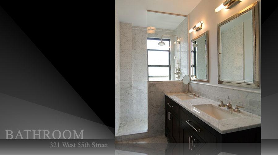 new jersey bathroom design new york artistic 321 west 55th street 1
