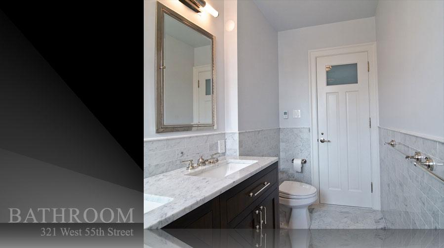 ... New York Bathroom Design New York Artistic 321 West 55th Street 2 ...