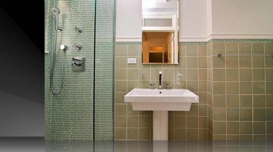 New York Artistic New York Bathroom